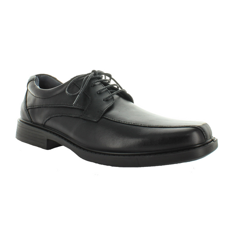Timothy Black School Shoes by Wilde