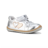 Molly Kids Sneakers in Silver from Clarks.