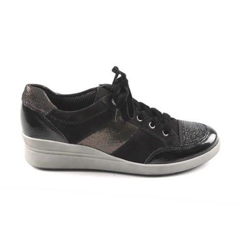 43334 Sneakers in Schwarz Lava from Ara