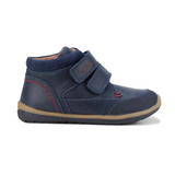 Munich F in Navy and Red from Clarks.