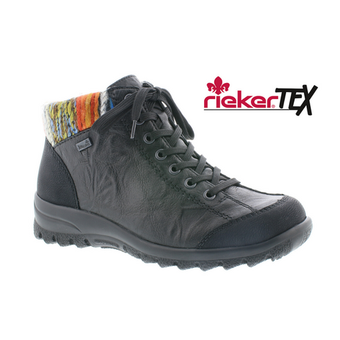 L7130 in Black from Rieker