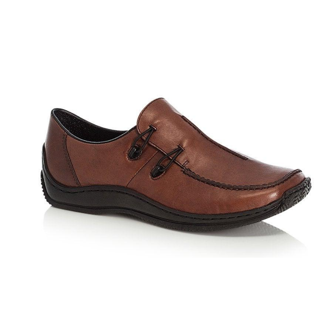 L1751 Shoes in Brown from Rieker