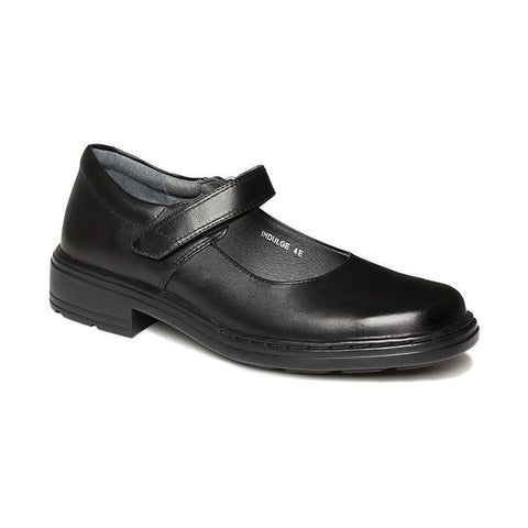 Indulge Senior E School Shoes in Black from Clarks.