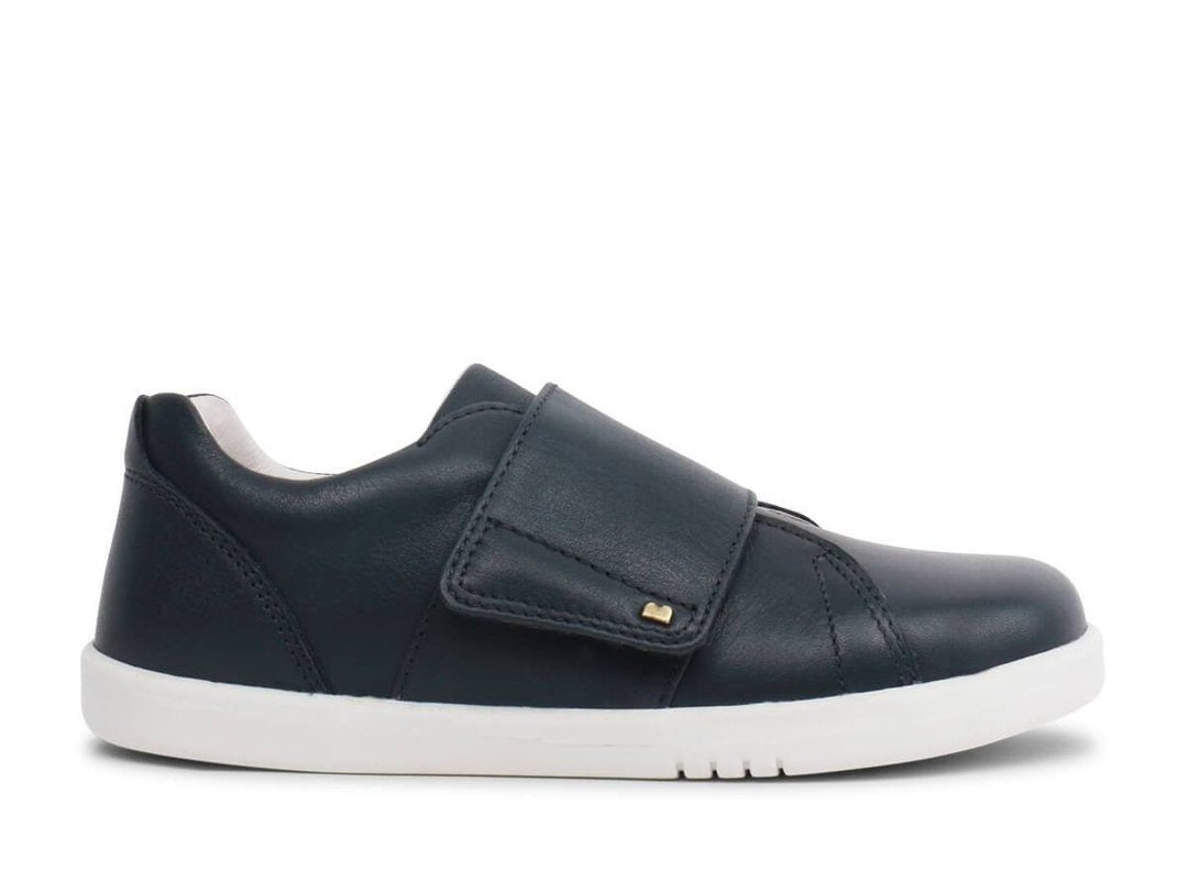 Navy Boston i-Walk Kids Shoes from Bobux