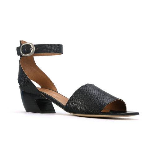 Accuse Sandals in Black by EOS