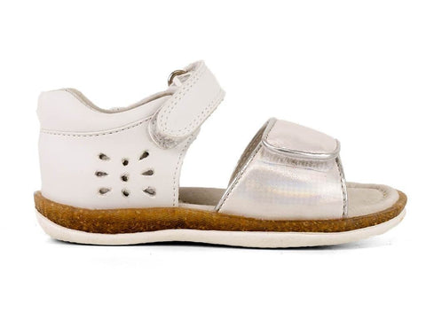 Annie Kids Shoes in White by Surefit