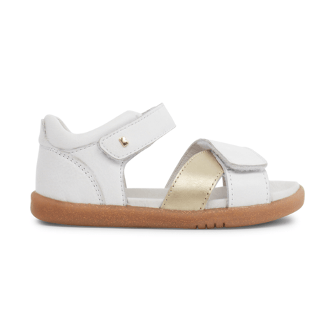 SAIL I-WALK - WHITE/GOLD