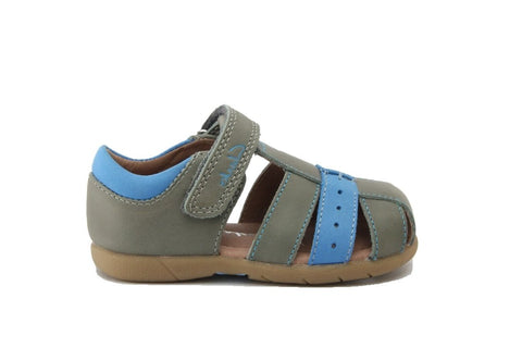 Stanley II Clarks Sandals in Grey Multi