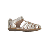 Phoebe Gold Sandals from Clarks
