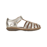 Phoebe D Sandals in Gold from Clarks