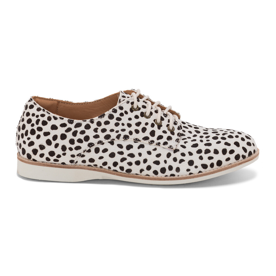 Derby in Medium Snow Leopard by Rollie's