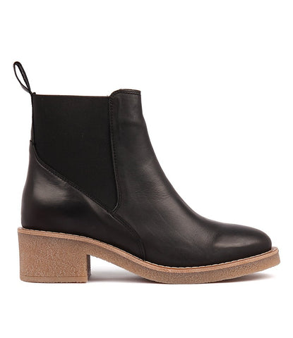 Bielo Boots in Black by Effegie