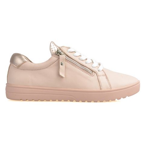 Emerson Sneakers in Blush from Alfie & Evie