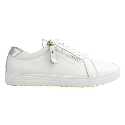 Emerson Sneakers in White from Alfie & Evie