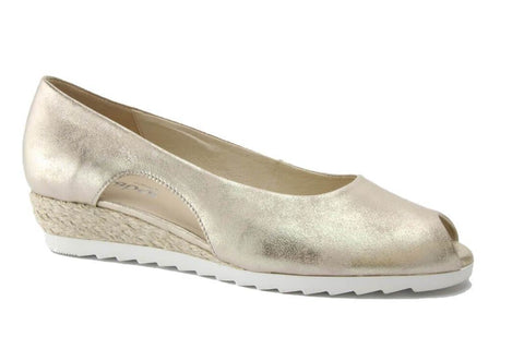 GABOR 82630 - PLATINO (JUTE) WOMENS SHOES