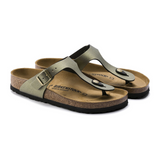 Stone Gold Gizeh Regular Birkenstocks
