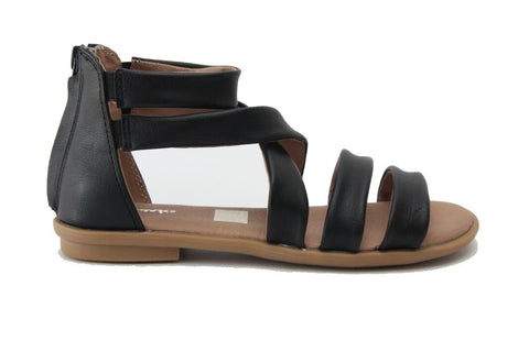 Holly II Black Sandal from Clarks.