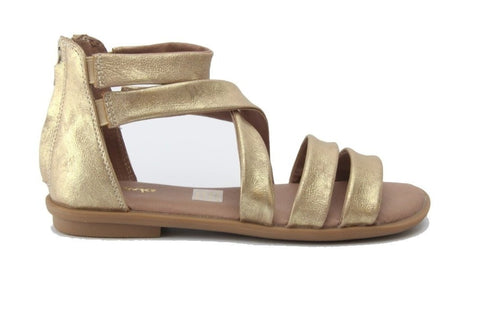 Holly II Sandals in Gold Distress from Clarks.
