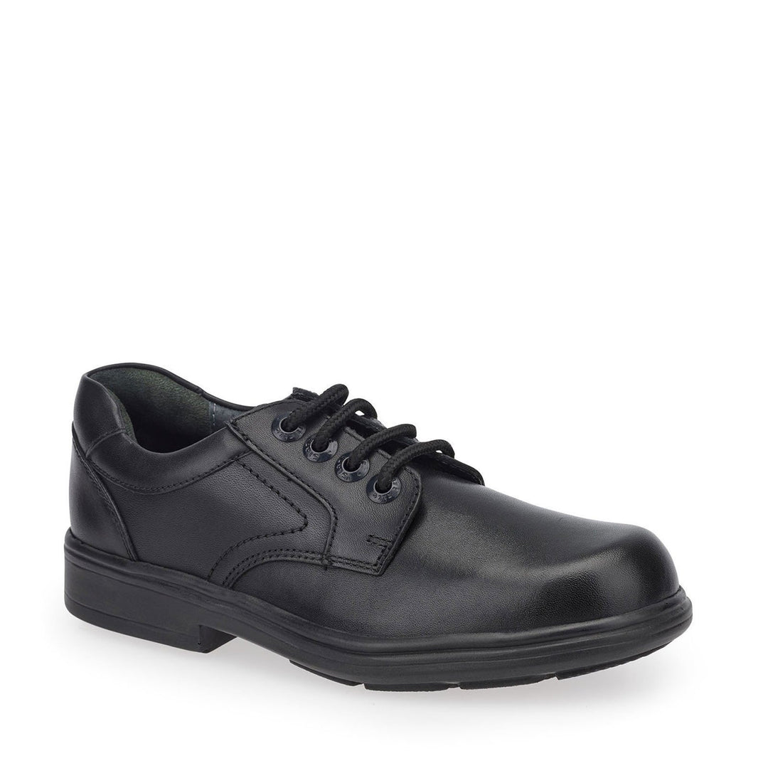 Isaac Black Senior School Shoes from Start Rite