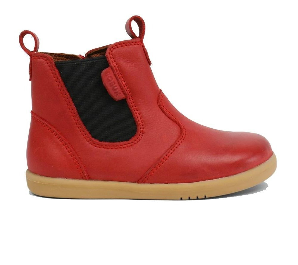 Red Jodhpur i-Walk Boots from Bobux