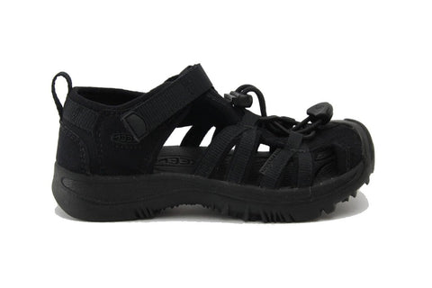 KEEN KANYON KIDS - BLACK KIDS SHOES