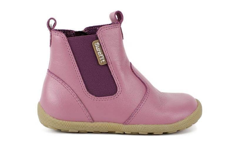 SUREFIT. MANI - PINK KIDS SHOES