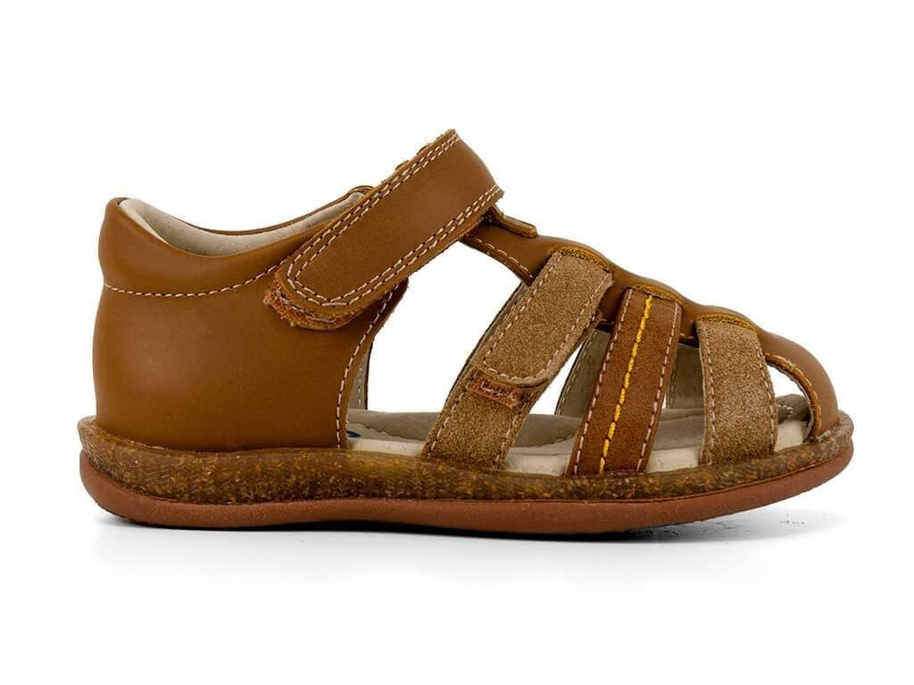 Max Sandals in Brown from Surefit