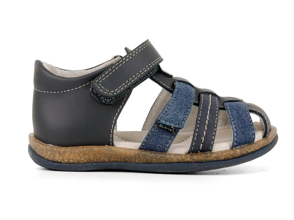 Max Sandals in Navy from Surefit