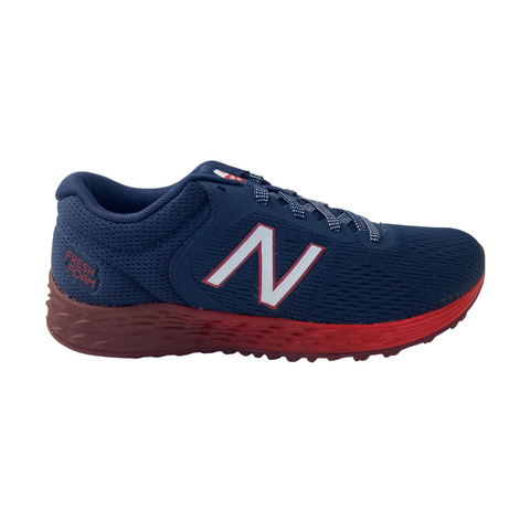 PPARIBR - NAVY/RED
