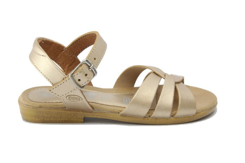 Piper Sandal in Platinum from Roc