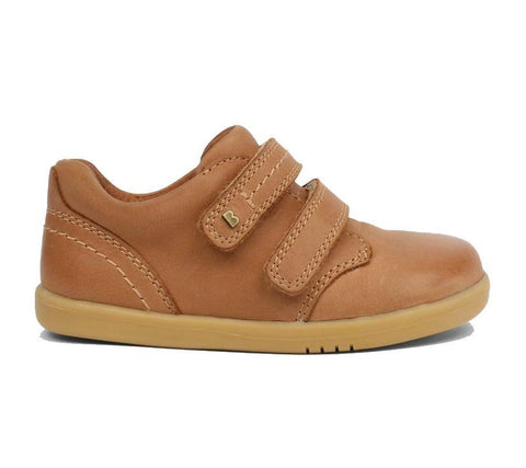 BOBUX PORT I-WALK - CARAMEL KIDS SHOES