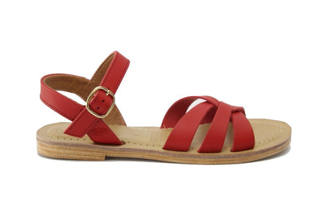 Rio Sandals in Red from Roc