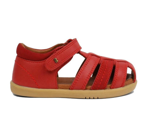 BOBUX ROAM-IWALK - RED KIDS SHOES