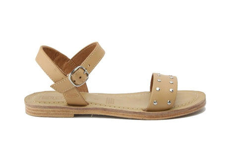 Roulette Sandals in Camel from Roc