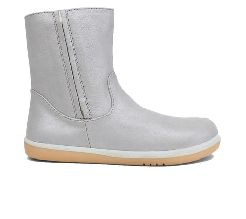 Bobux Kids Shire+ Kids Boots in Silver