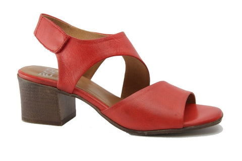 Starlit Sandals in Red from Eos