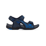 Trick Navy Blue Sandals from Clarks