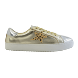 Valdo Sneaker in Gold Silver from Alfie & Evie