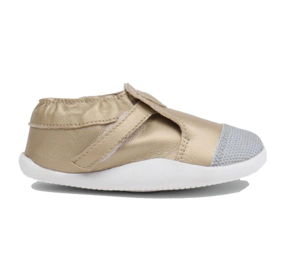 BOBUX XPLORER ORIGIN STEP UP - GOLD KIDS SHOES