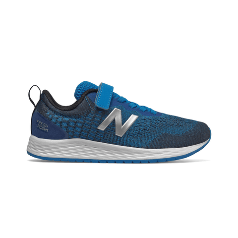YAARICB3 Runners in Blue by New Balance