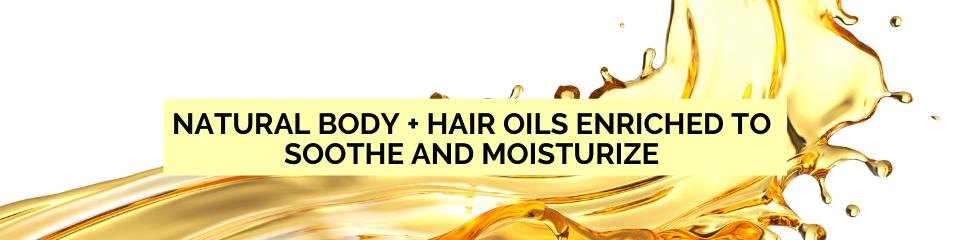 Lite It Up Body & Hair Oils