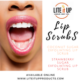 COCONUT SUGAR EXFOLIATING LIP SCRUB