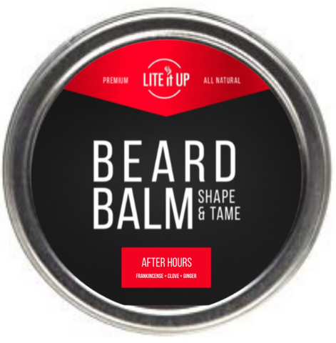 BEARD BALM - AFTER HOURS **NEW**