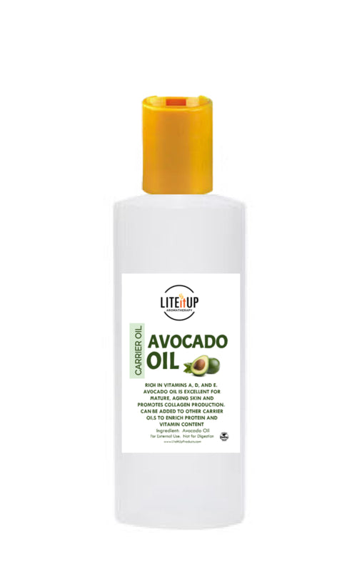 AVOCADO OIL CARRIER OIL - 2 oz