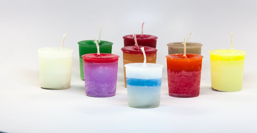 Lite It Up Scented VOTIVE CANDLES