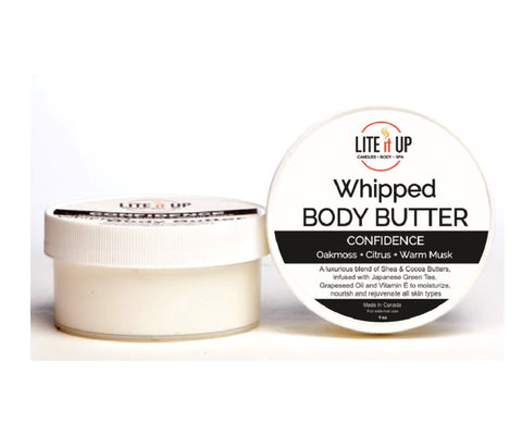 Lite It Up CONFIDENCE WHIPPED BODY BUTTER