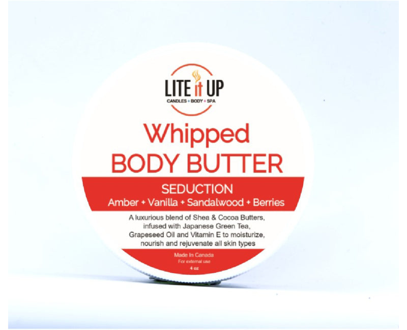 SEDUCTION Whipped Body Butter