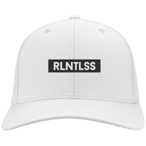 RLNTLSS Hat (Black Background) - The Dressed Entrepreneur