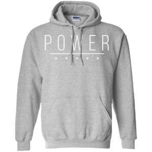 POWER Unisex Hoodie - The Dressed Entrepreneur