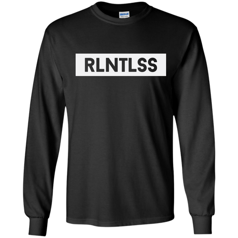 RLNTLSS Long Sleeve (White Background) - The Dressed Entrepreneur